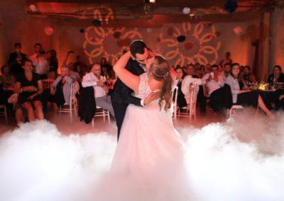 L'amour sur un nuage de fumée